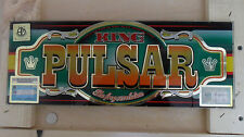 Pachislo Slot Machine Belly Glass from King Pulsar