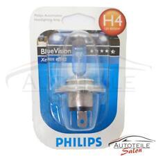 Philips BlueVision H4 Xenon effect 12342BV+B1 4000K