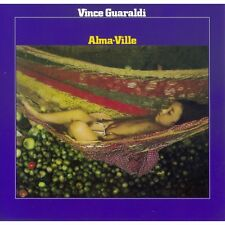 Vince Guaraldi - Alma-Ville - CD - Excellent Condition - From UK