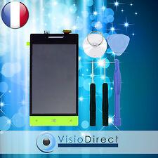 Ecran vitre complet pour HTC 8S A260E jaune vert vitre tactile + LCD + outils
