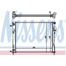 Radiateur moteur refroidissement-NISSENS 63025 a