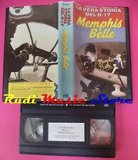 VHS film LA VERA STORIA DEL B-17 MEMPHIS BELLE DELTA DV 045 40minuti(F58) no dvd
