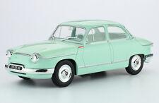 Panhard PL 17  1960  1/24  New & Box Diecast model Car auto vintage