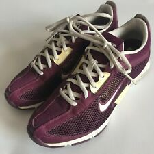 Nike Zoom Trainer Essential Purple/White Running Shoes - UK 6 / EUR 40 / US 8.5