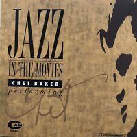 Chet Baker - Jazz In The Movies - CD