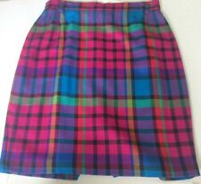 Rock Skirt Laurel Multi Color New Wool 44 Suggested retail price: $280