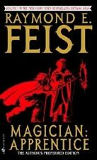 Magician: Apprentice by Raymond E. Feist (Paperback, 1989)