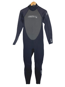 O'Neill Mens Full Wetsuit Size Large Reactor 3/2 - Worn Once!