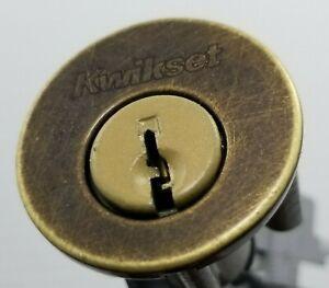 Kwikset Door Cylinder Locking Washer Tailpiece Lock Parts Antique Gold