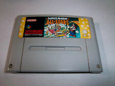 Super Mario All Stars SNES Pal Version