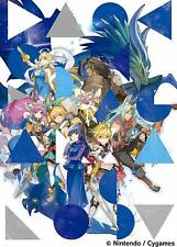 DAOKO x Dragalia Lost 2CD Booklet First Limited Edition TFCC-86694 * Japan new