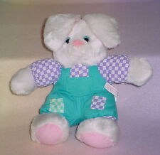 Avon 1996 Peke-A-Bunny * White * New * 10 Inch * So Cute *