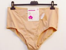 "CULOTTE GAINANTE VENTRE PLAT ""STEFFY"" BEIGE T.50 / PRIX BOUTIQUE 15 €"