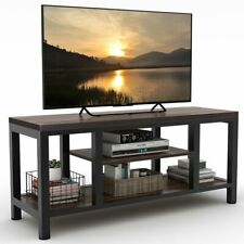 Tv Stand Entertainment Center Furniture Media Shelf Vintage Home Console Table