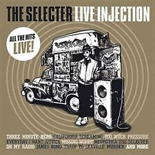 The Selecter - Live Injection [New CD] UK - Import