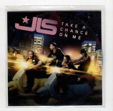 (IC331) JLS, Take A Chance On Me - 2011 DJ CD