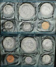 1978 P & D United States 12 Coin Mint Set~Original Cellophane~BU UNC~W/ Envelope