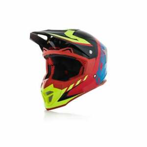 Nuevo Acerbis Adultos Perfil 4 Motocross MX Enduro Motor Casco de Moto Bici