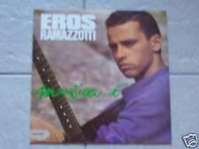 Eros RAMAZOTTI - Musica é / Rare Greece LP w. 2 Bonus !