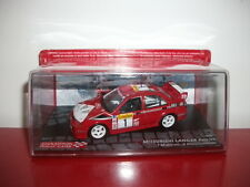 mitsubishi lancer Evo; VI 1999 T makinen 1/43 champion rally cars IXO altaya