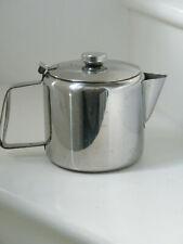 Vintage Sunnex Teapot 18/8 Stainless Steel