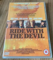Ride With The Devil DVD (2000) Cert 15 Region 2 UK, Ang Lee (DIR)