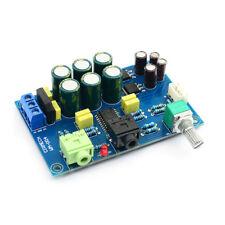 1pcs TPA6120 Headphone Amplifier Board  Headphones AMP  Zero Noise Diy/Finished