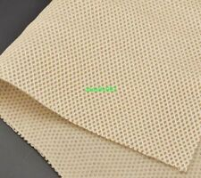 1pcs Beige mesh Cloth Speaker grill Cloth Grille Fabric Dustproof Audio Cloth