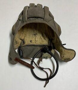 Original Soviet Russian Afghan War Tanker Helmet