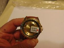 MENS WATCH BY AGENT X KEY TO CHARISMA LIMITED EDITION PRECISION MOVEMENT