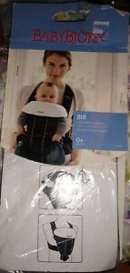 Baby Bjorn Bib For Baby Carrier  - 2 Pack - Black