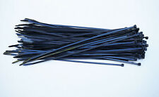 500Pcs Nylon Plastic Wrap Zip Ties 15 inch Industrial Cable Ties Uv Black 50lbs