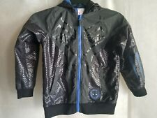 Disney Store Black Panther Small SM Lined windbreaker Jacket 5-6