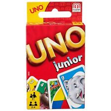 Mattel juego de cartas uno Junior