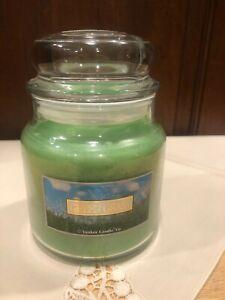 Yankee Candle Green Grass 14.5 oz Jar **NEW**