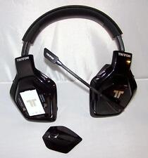 Tritton Warhead 7.1 Headset Headpone with Microphone & Battery Only for Xbox 360