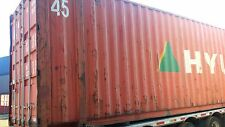 45' HC shipping container storage container conex box in Dallas, TX