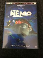 Finding Nemo Dvd 2 Disc-Collector's Edition