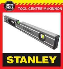 STANLEY 43-624 FATMAX XTREME PRO BOX 2ft / 600mm 3-VIAL SPIRIT LEVEL