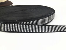 5/10/50/100Y Of 1-3cm Soft Polyester Air Webbing In 10 Colours ,Straps,Leads