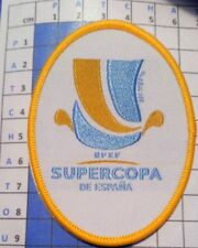 Patch badge Espagne Super Copa Del Rey maillot foot Real Madrid, Barcelone