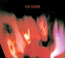 THE CURE Pornography - 2CD - Deluxe Edition - Digipak