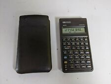 Hp 20S Calculator Hp 20S Scientific Calculator + Soft Case Tested/works! B1