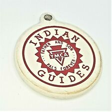 Indian Guides Key Chain fob ca 1959