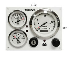 **Volvo penta 3 gauges  Engine Marine instrument Panel B type