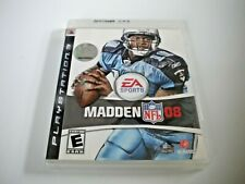 PLAYSTATION 3 MADDEN 08 (GENTLY PREOWNED)