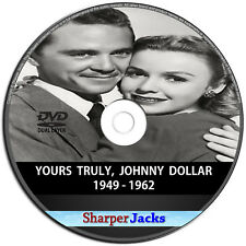 Yours Truly, Johnny Dollar Old Time Detective Radio Show (Digitally Remastered)
