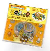 Sanrio Original Characters Kawaii Stickers Sack sticker flakes Japan B
