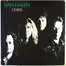 """12"""" LP - Van Halen - OU812 - K6590h - washed & cleaned"""