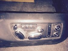 Bentley Continental Flying Spur Passenger Side Seat Control